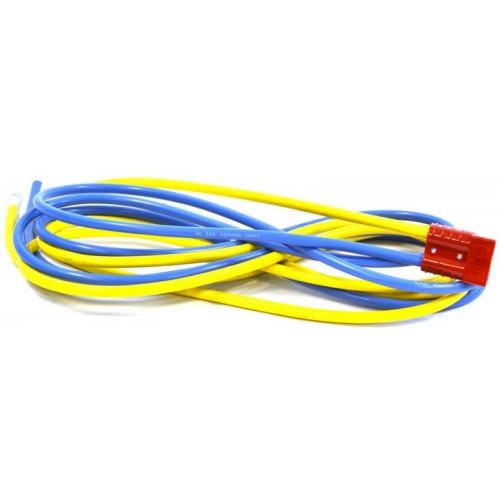 Kabel m. stik 175amp 117cm