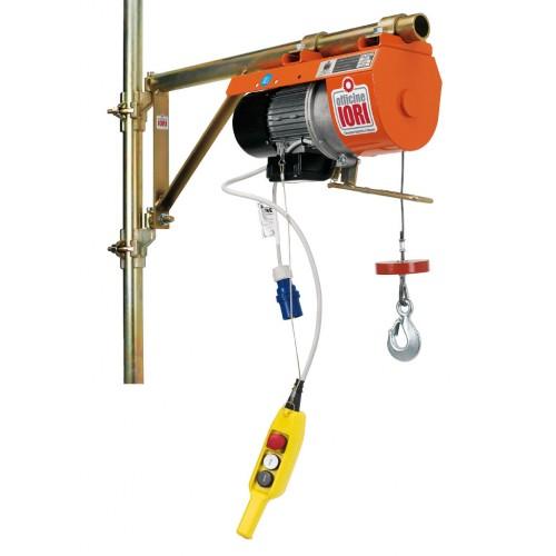 Hejsespil DM150E. 150kg. 230V 18m Wire