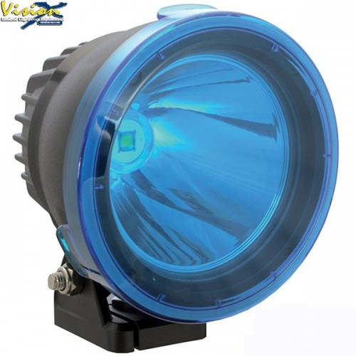 "VISION X LIGHT CANNON 4.5"" COVER BLUE"