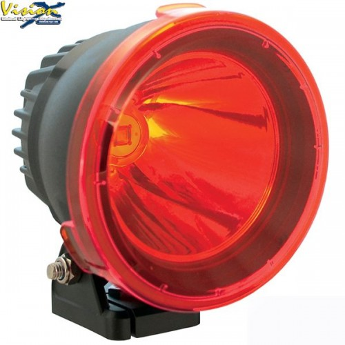 "VISION X LIGHT CANNON 4.5"" COVER RED"