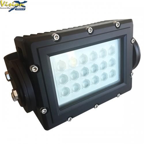 VISION X PROTEX EXP 18 LED LIGHT 40W 60°
