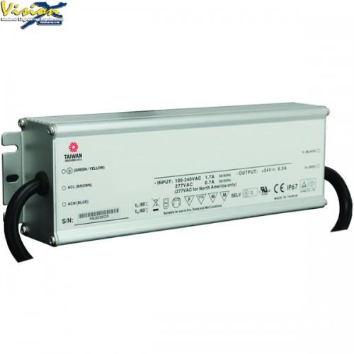 VISION X 185W 24V 100-277V POWER SUPPLY