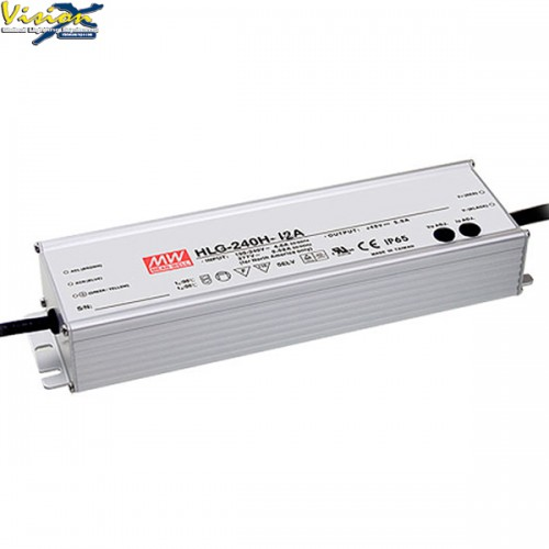 VISION X 195W 12V 100-277V POWER SUPPLY