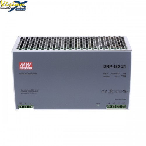 VISION X480W 24V 110-277V POWER SUPPLY