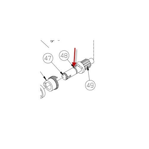 O-ring M8274 PN 7613