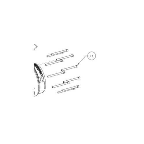 Umbraco skrue Gearhus PN 15603