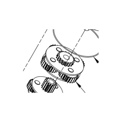 Gear PN 75005