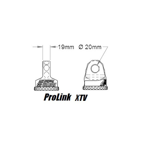 PROLINK XTV 2,7T. Sort