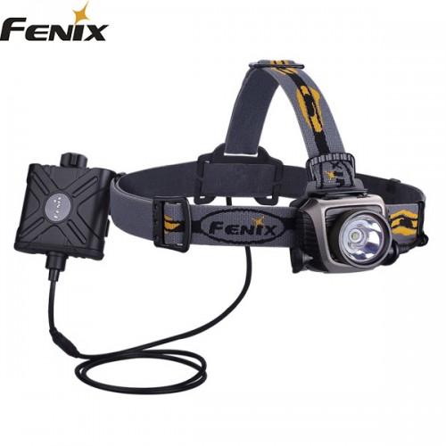 Pandelampe Fenix HP15S 500 Lumen.
