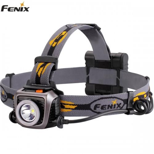 Pandelygte Fenix HP15UE SILVER 900 Lumen.