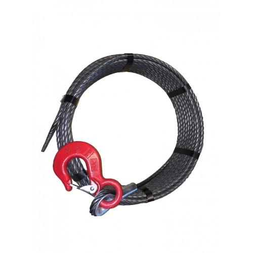 Wire 25m x 12mm m/krog