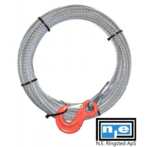Wire 25m x 12mm m/krog