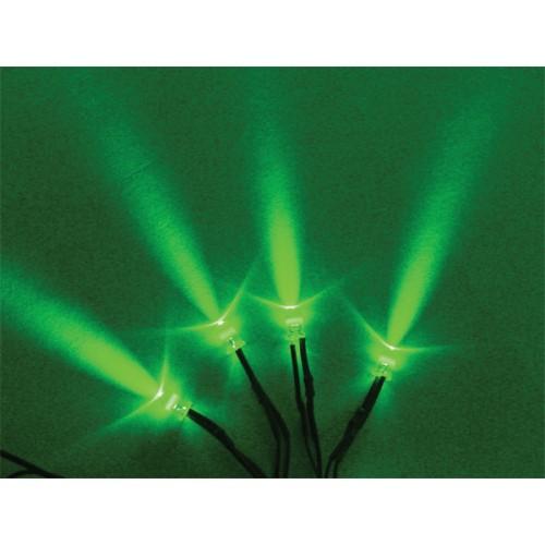 LED diode VisionX GRØN