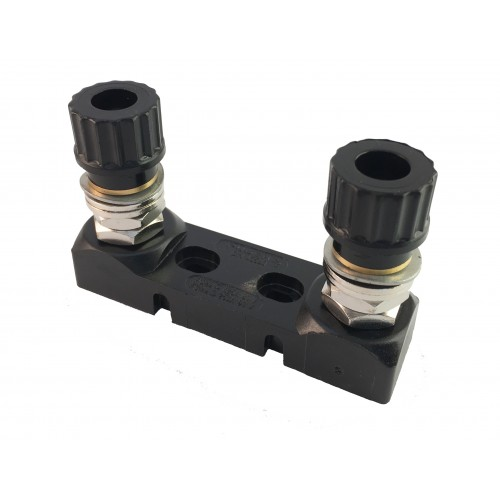 Sikringsholder for stor pladesikring - Max 425A.
