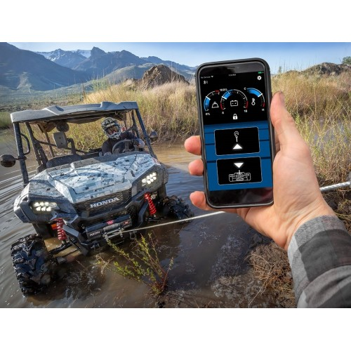 HUB Receiver. AXON. Trådløs fjernbetjening for smartphones