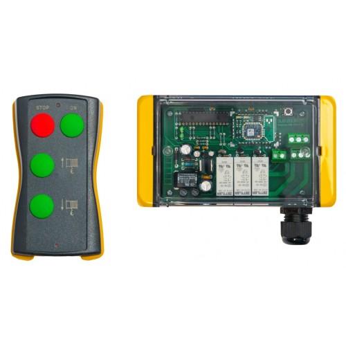 Radiostyring for spil - Kit